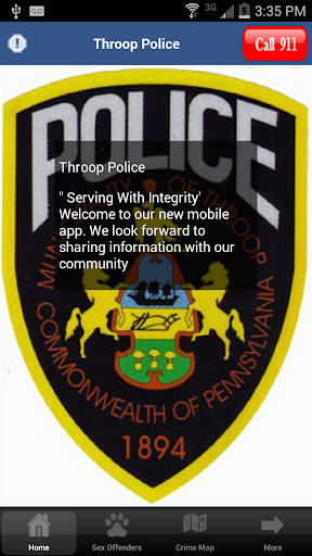 Throop Police