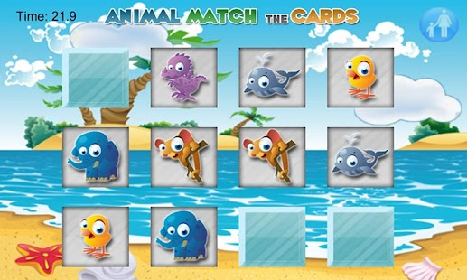 Match Cards Game for Toddlers - screenshot thumbnail