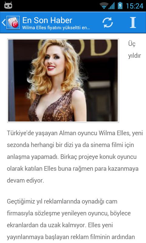 Türkiye Haberler - screenshot