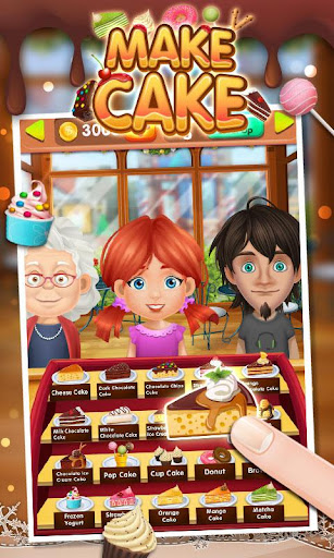 Cake Maker Story -Cooking Game  screenshots 2