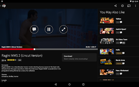Spuul - Indian Movies & TV 2.5.0 screenshot 237001