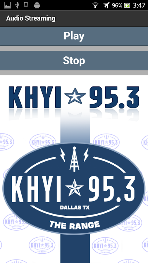 KHYI The Range - screenshot