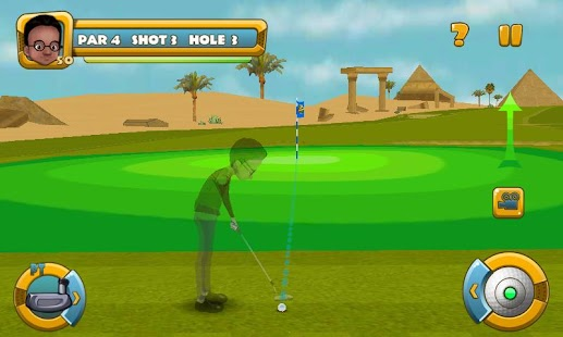 Golf Championship - screenshot thumbnail