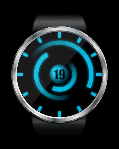 Nitrogen Watch Face