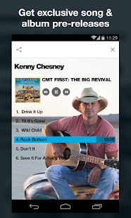CMT Artists - Country Music - screenshot thumbnail
