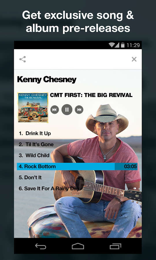 CMT Artists - Country Music - screenshot
