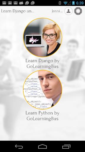 Learn Django and Python