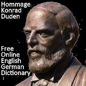English - Deutsch Dictionary