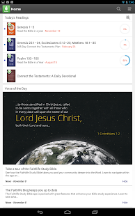 Faithlife Study Bible - screenshot thumbnail