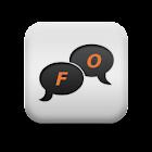 Fake Outgoing Call icon