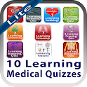 10 Learning Medical Quizzes +