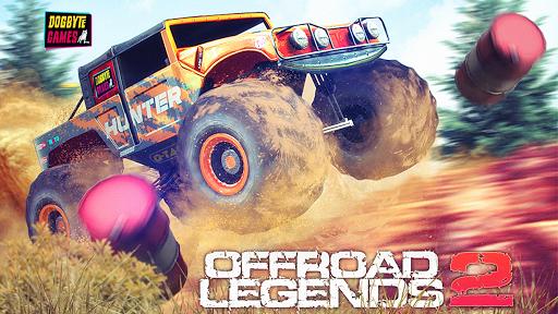 Offroad Legends 2 - Hill Climb  screenshots 5
