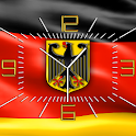 Germany Clock LWP icon