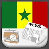 Senegal Radio and Newspaper