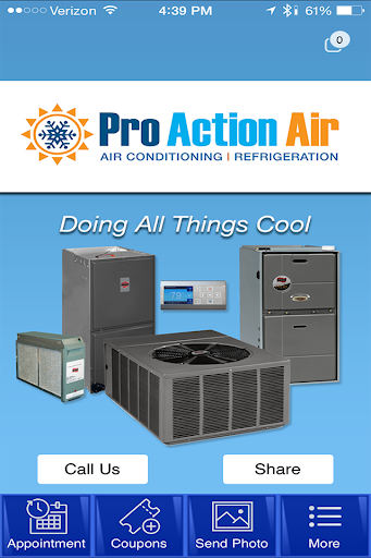 Pro Action Air