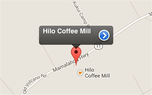 Hilo Coffee Mill – Hawaii
