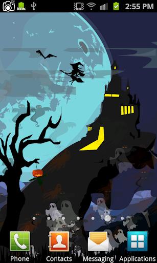 玩免費個人化APP|下載Halloween Live Wallpaper app不用錢|硬是要APP
