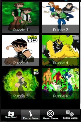 Ben 10 puzzle game free download 9game.