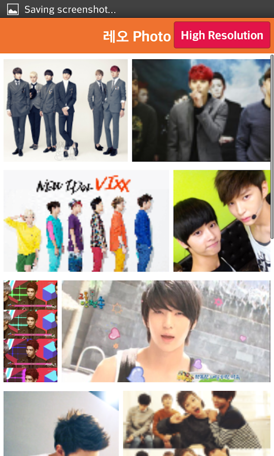 Vixx Fandom - screenshot