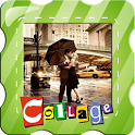 Collage Photo Frame icon