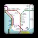 Hong Kong MTR subway map