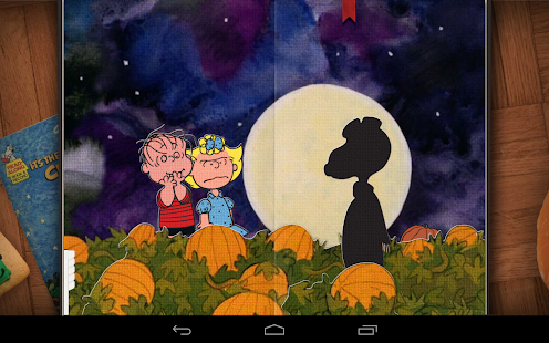 Great Pumpkin Charlie Brown - screenshot thumbnail