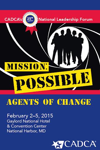 CADCA's 2015 Forum