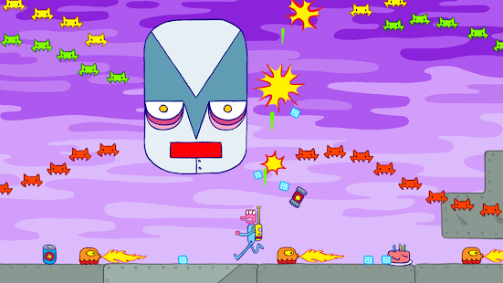 Glorkian Warrior- screenshot thumbnail