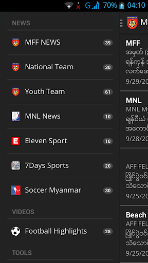 Myanmar Football News