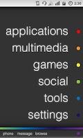 Screenshot of JAMT White - CM7 Theme - Free