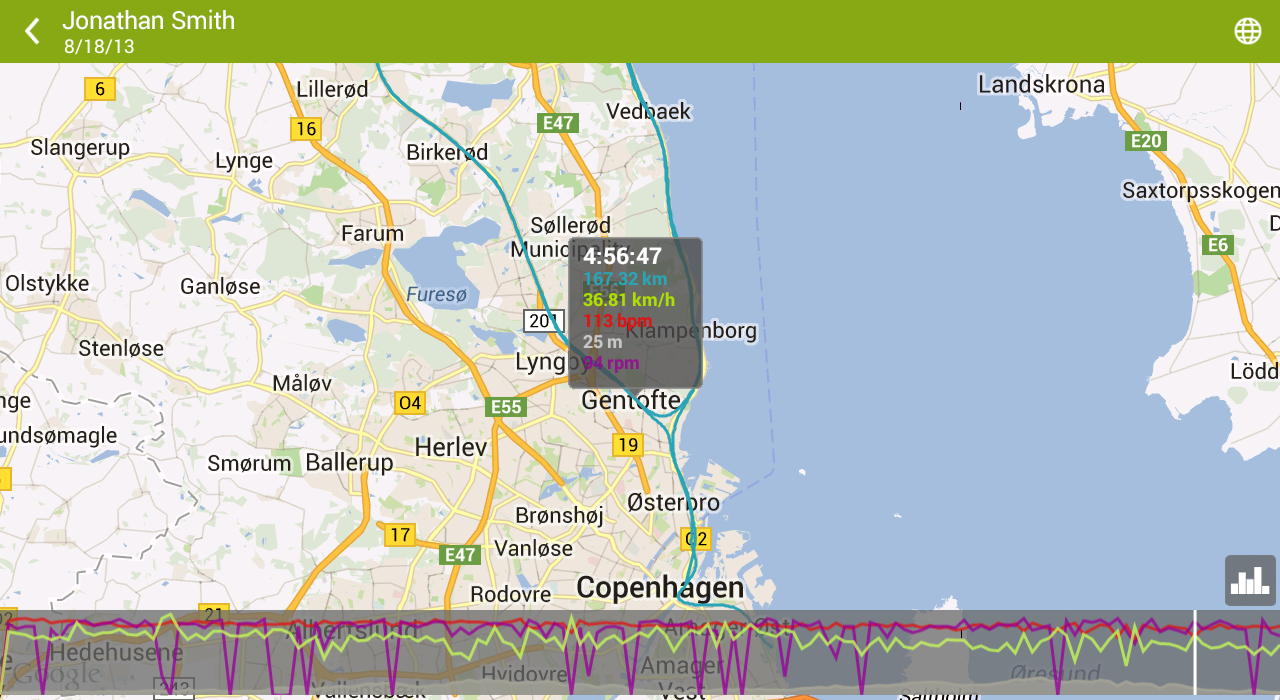 Endomondo Sports Tracker PRO - screenshot
