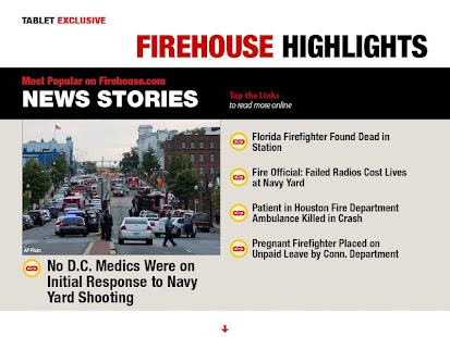 Firehouse Magazine - screenshot thumbnail