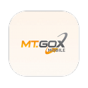 Bitcoin by MtGox Mobile logo