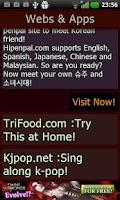 Screenshot of Korea Travel for Foreigners