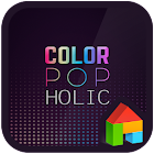 Color Pop dodol launcher theme icon