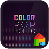 Color Pop dodol launcher theme