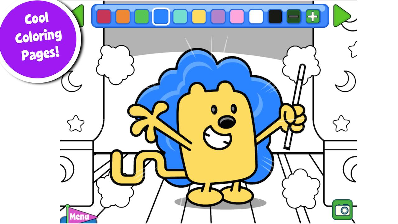 Wubbzy's Magic School- screenshot