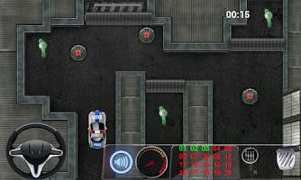 Screenshot of Car Theft