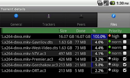 Transmission GUI Pro v1.2.13