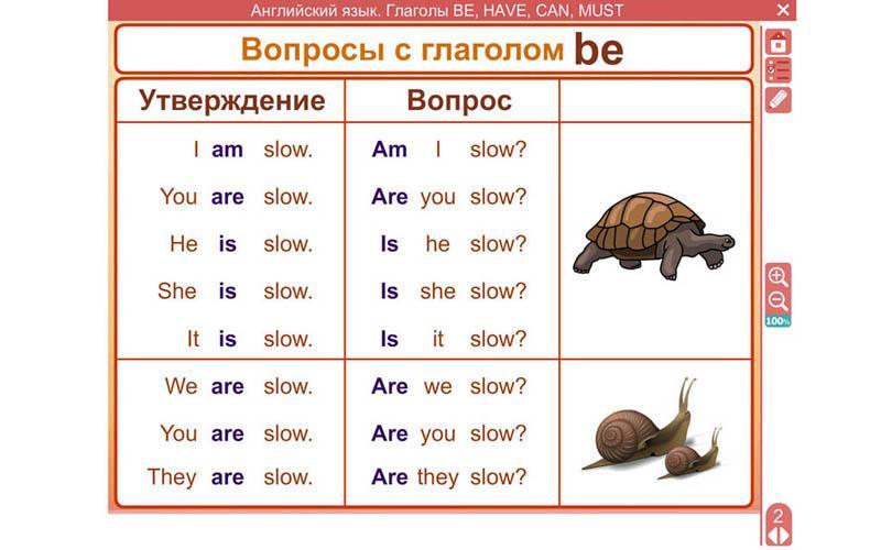 2 класс | УЧИ АНГЛИЙСКИЙ ДОМА