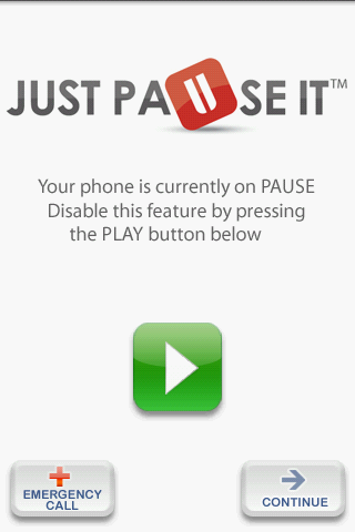 PausePro - screenshot