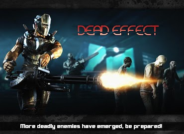 Dead Effect Screenshot 1