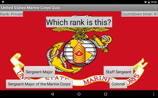 USMC Quiz