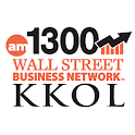 1300 KKOL logo