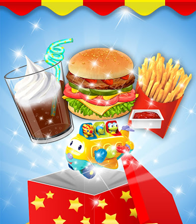 Kids Burger Meal - Fast Food! 1.2 screenshot 401519