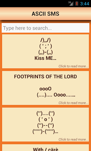 SMS Messages Collection: FREE!  screenshots 3