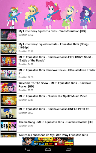 Pony Girl Princess Videos