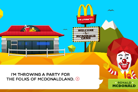 McParty Run - screenshot thumbnail