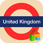 センチメンタルにイギリス ドドルランチャーテーマ icon