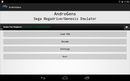 AndroGens - screenshot thumbnail